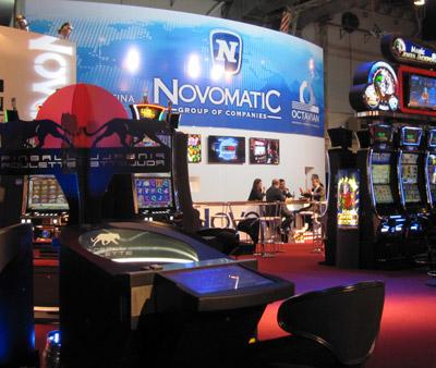 Novomatic Augmented Reality
