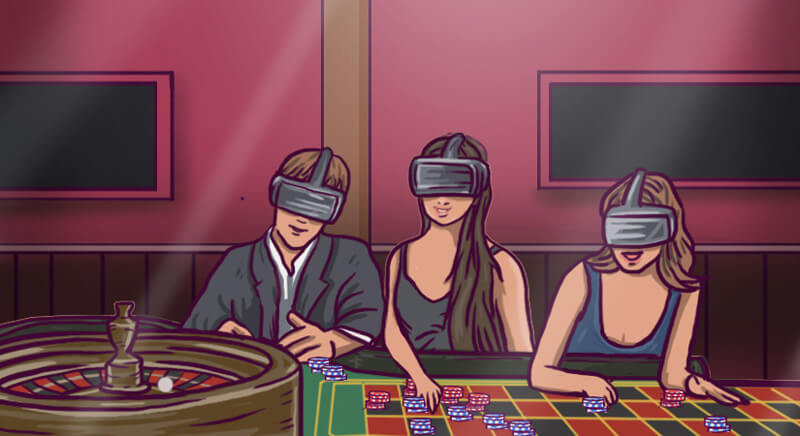 Casinoreviews Gives Opinion On Online Casino Vr We Are Juxt